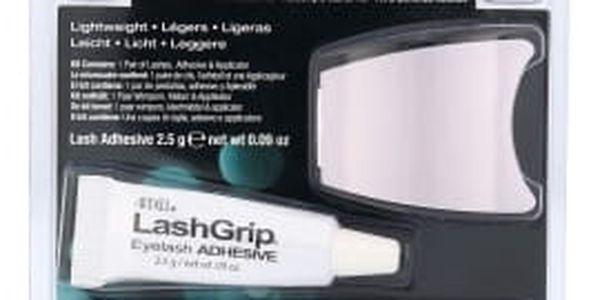 Ardell Natural 1 ks dárková kazeta dárková sada pro ženy umělé řasy Demi Wispies 101 1 pár + lepidlo na řasy 2,5 g + aplikátor Black
