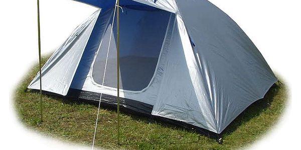 CorbySport 5775 Stan pro 4 osoby - dvouplášťový