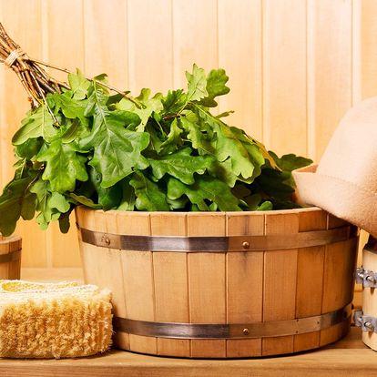 Pohoda v SaunaBaru: Finská, bio i herbal sauna