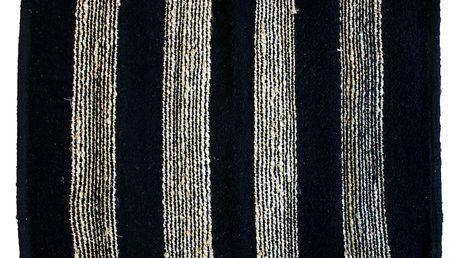 Koberec dekorativní, rohožka z bavlny, 60x90 cm Home Styling Collection