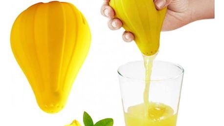 Silikonový lis na citrusy