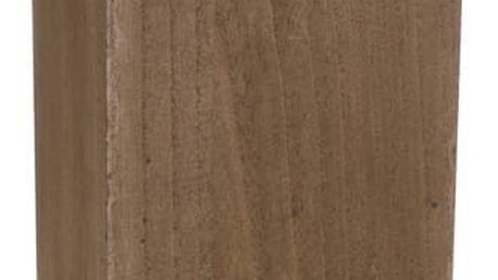 Svícen z dřeva Home Styling Collection