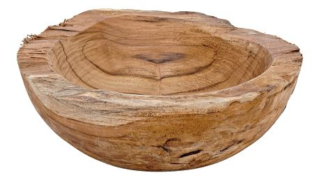 Mísa na ovoce, saláty, cukrovinky - dřevo, Ø 20 cm Emako