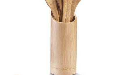 Bambusová sada kuchyňských doplňků, 7 ks, ZELLER