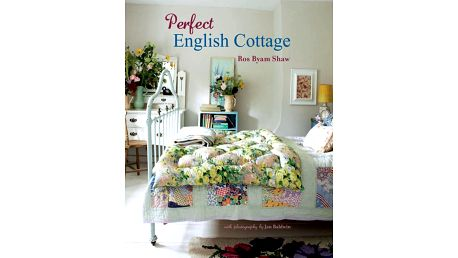 Perfect English Cottage - Ros Byam Shaw, multi barva, papír