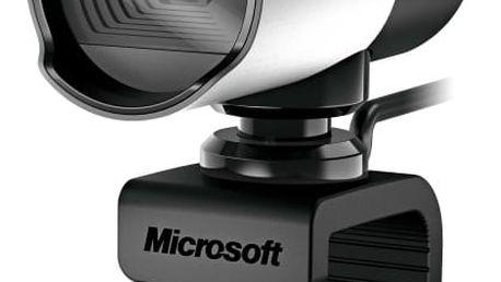 Webkamera Microsoft LifeCam Studio černá/stříbrná (Q2F-00018)