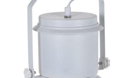 Kovové stropní svítidlo - bílá barva, Ø 27 cm Home Styling Collection