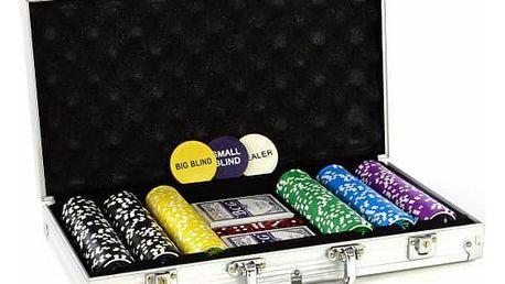Garthen Ultimate 1000 Poker set 300 ks