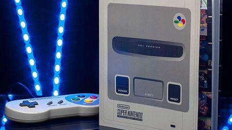 Zápisník Super Nintendo