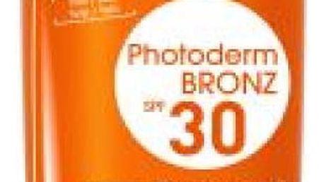 Bioderma Photoderm Bronz ochranný spray podporující a prodlužující přirozené opálení SPF30 200 ml