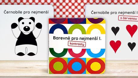 Knížky pro miminka ve stylu Montessori