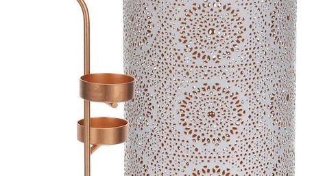 Stojan na čajové svíčky, lampion 30 cm Home Styling Collection