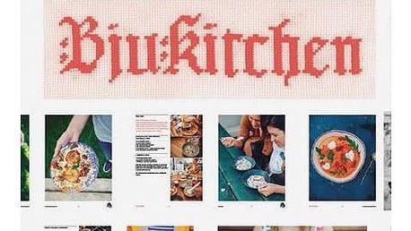 Bjukitchen - Bára Karpíšková, multi barva, papír