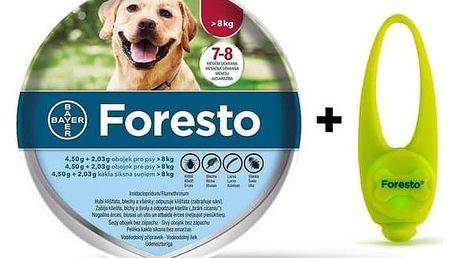 Bayer Foresto 70 cm pro psy