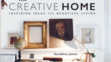 The Creative Home - Geraldine James, papír