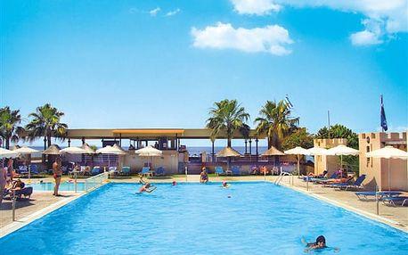 Ilyssion Beach Resort - oblíbený all inclusive hotelový komplex