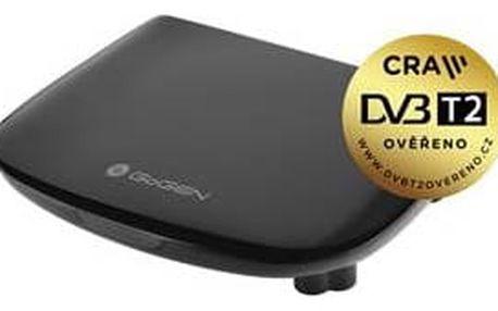 GoGEN DVB115T2PVR černý