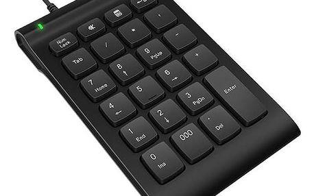 Genius NumPad i130 (31300003400) černá