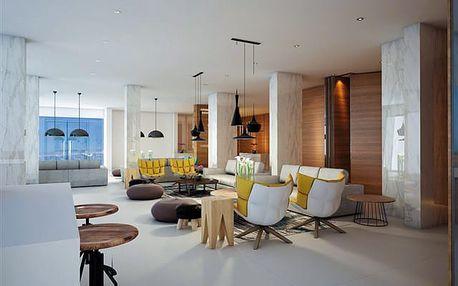 The Blue Ivy - exkluzivní, nově vybudovaný hotel s elegantní architekturou