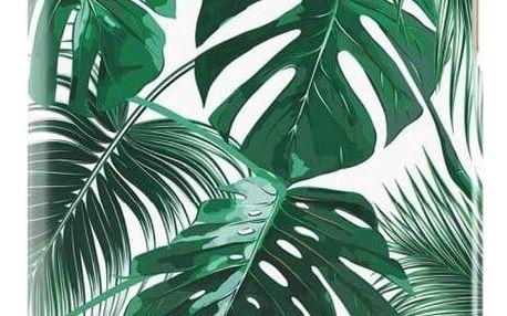 iDeal of Sweden Kryt na iPhone 6/6s/7/8 iDeal of Sweden Monstera Jungle, zelená barva, bílá barva, plast