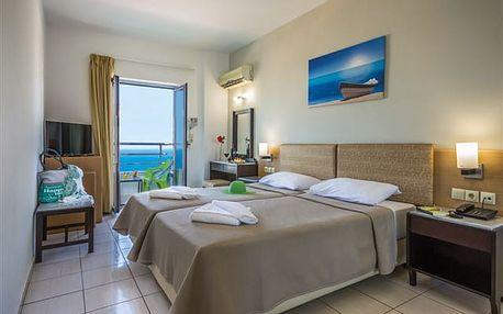 Sergios Hotel - Hotel s klidnou atmosféru v srdci rušného střediska Hersonissos