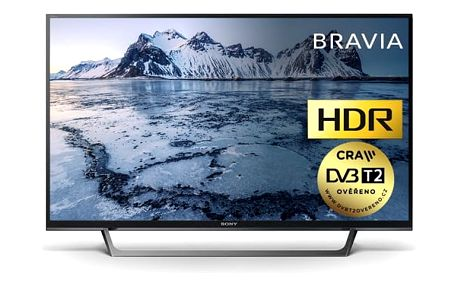 "Sony BRAVIA KDL-32WE615 32"" Full HD TV"