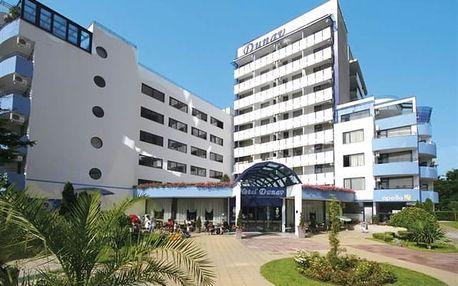 Dunav - oblíbený hotel v širším centru s kvalitními all inclusive službami