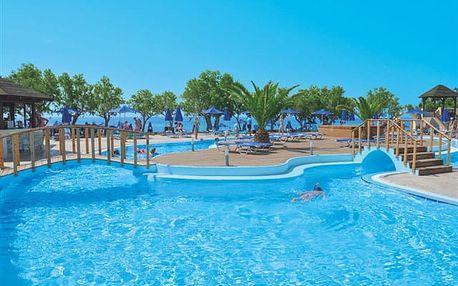Dessole Blue Star - Rodinami vyhledávaný hotelový komplex přímo u pláže