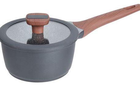 Hliníkový kastról s mramorovým povrchem EH Excellent Houseware