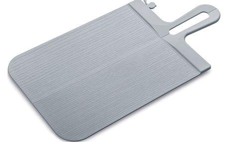 Prkénko na krájení SNAP S - šedá barva, KOZIOL