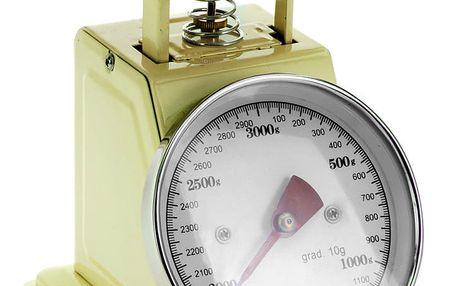 La Cucina Mechanická kuchyňská váha RETRO DESIGN, 3 kg
