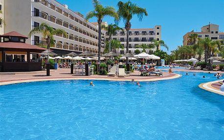Tsokkos Gardens - kvalitní hotel v areálu Tsokkos hotelů s bazénovým komplexem