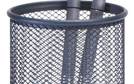 Stojan na propisovací pera - kovový, ZELLER