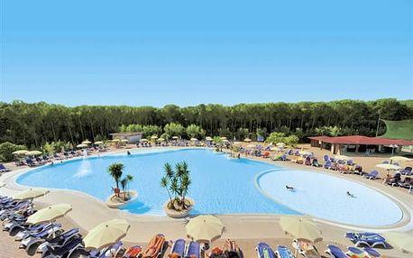 Nicotera Beach - Oblíbený prázdninový komplex s all inclusive přímo u moře.