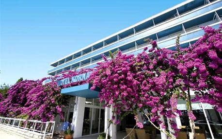 Kornati - hotel s prvotřídním designem a službami wellness centra v ceně