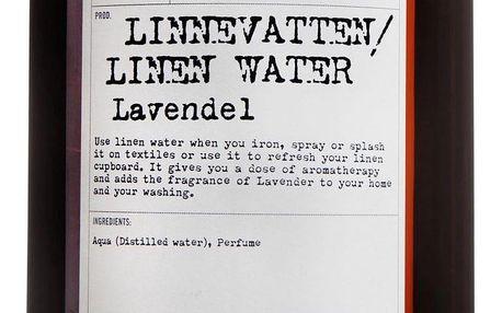 L:A BRUKET Voda do žehličky levandule 1000 ml, hnědá barva