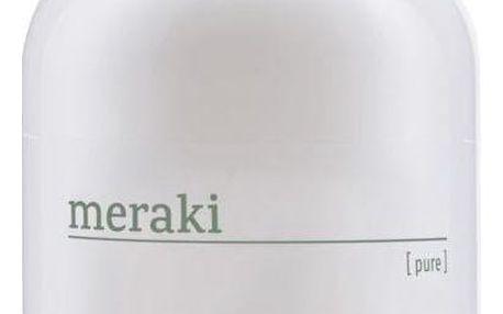 meraki Přírodní šampon Meraki Pure 490 ml, bílá barva, plast