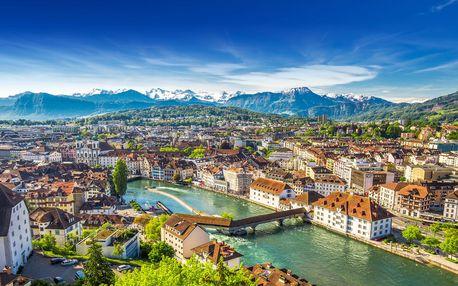 Za výhledy do Švýcarska: vč. 2 nocí v penzionu