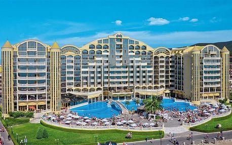 Victoria Palace - novinka hodná 5*. Hotel s kvalitním stravováním přímo u pláže