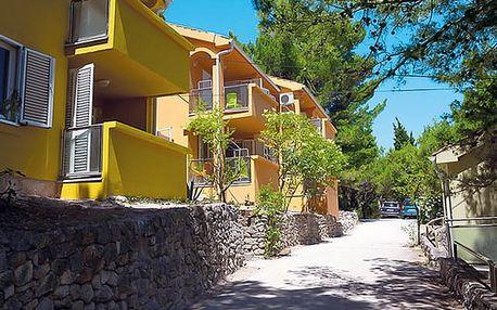 Zelena Punta - klimatizované apartmány se soukromím i pro početnější rodiny