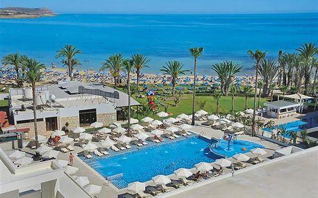 Nelia Beach - hotel nacházející se v nejoblíbenějším středisku Ayia Napa