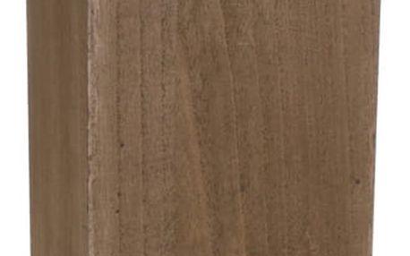 Home Styling Collection Svícen z dřeva