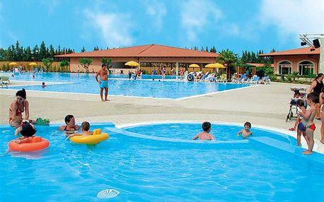 Pizzo Calabro Resort - klubová dovolená v all inclusive hotelu u moře.