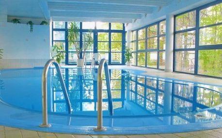 3 či 5denní wellness pobyt s bazénem i saunou v Interhotelu America**** v Písku
