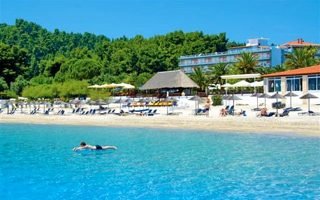 Mendi Beach - Bohatý All inclusive hotel v krásném prostředí