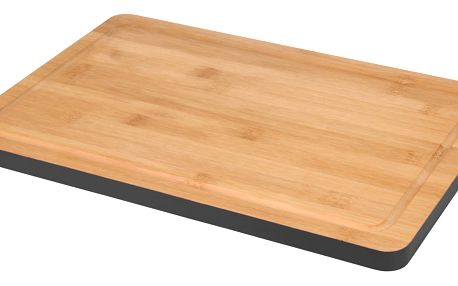 Bambusové krájecí prkénko, hranatý tvar EH Excellent Houseware