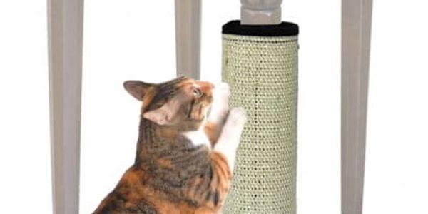 Škrábadlo pro kočky na nábytek