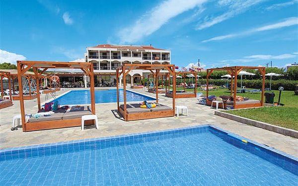 Golden Sands - All inclusive rodinný hotel s možností sportovního vyžití