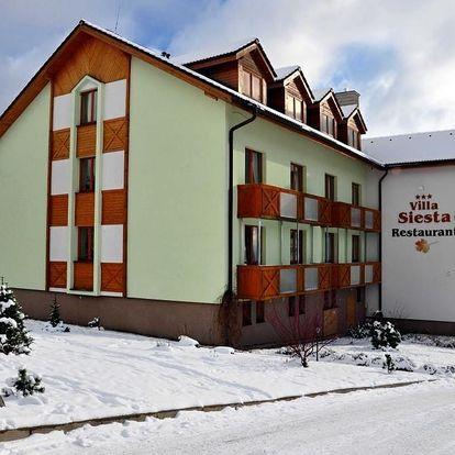 Slovensko - Vysoké Tatry na 8 dní, polopenze nebo snídaně s dopravou vlastní