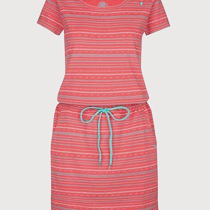 Šaty Loap Alecia Růžová